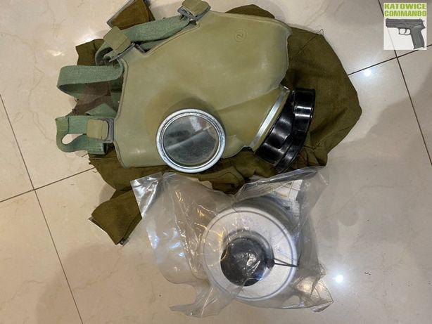Maska przeciwgazowa MC-1 MC1 Demobil filtr nieużywany