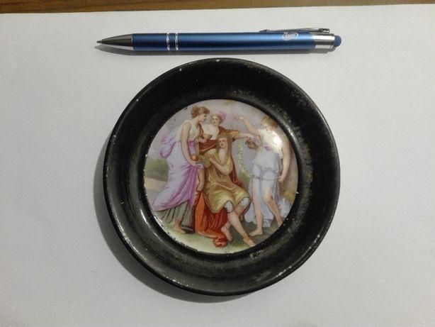porcelana miniatura malarska