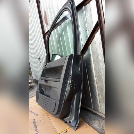 Drzwi przednie i tylnie Mitsubishi Colt VII 2011 5d szary metalik