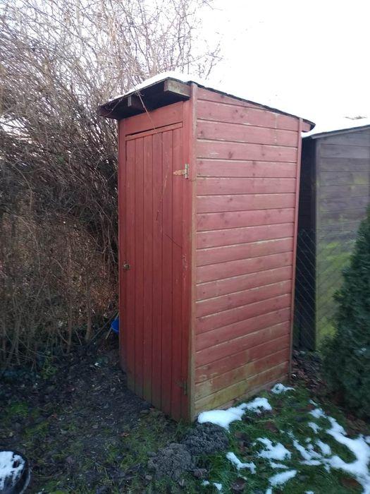 Toaleta wychodek WC na działkę budowę Gniezno - image 1