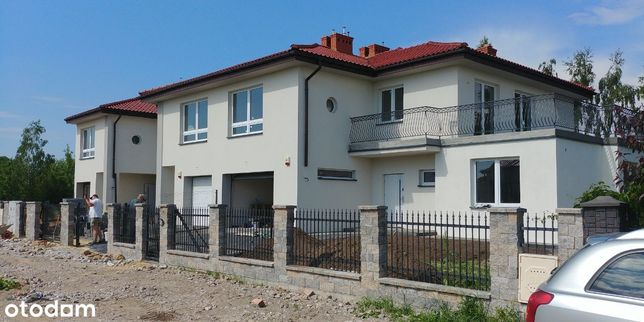 Segment 168 m2 na działce 525 m2 Wola Mrokowska