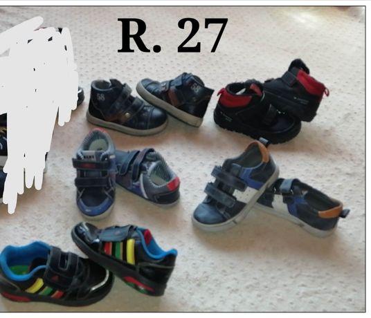 Wyprzedaż buty r 27