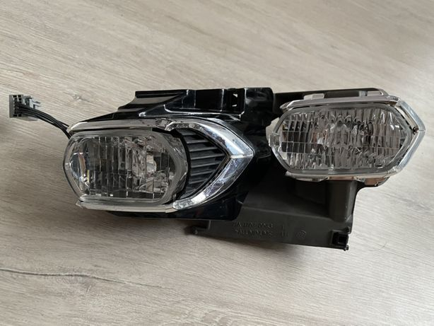 LED линзы Fusion рестайл 2017+