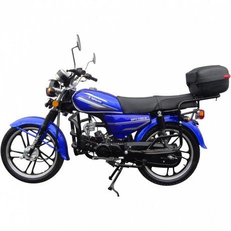 Новый мотоцикл Мопед Spark SP110C-2 Альфа мопед viper mustang spark