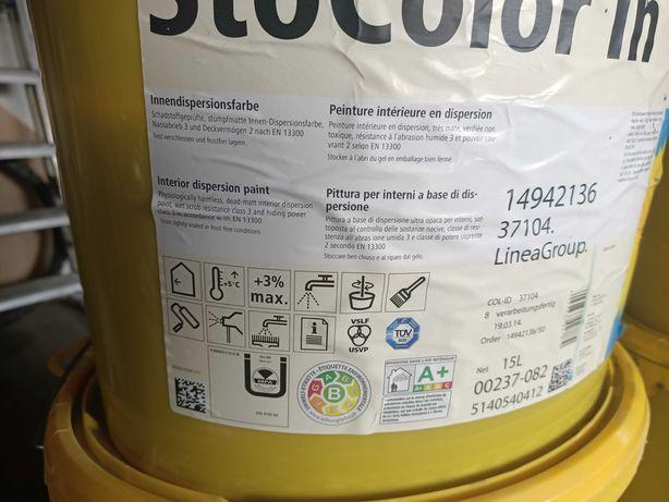 Farba do wnętrz firmy STO
