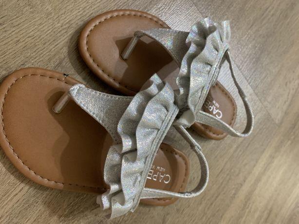 Бассаножки , сандалики для девочки