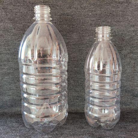 ПЭТ тара пластикова бутилка Доставка по Києву та області