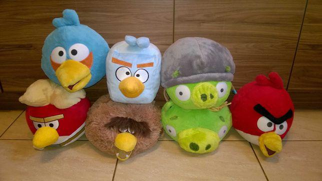 Maskotki pluszaki angry birds zabawki