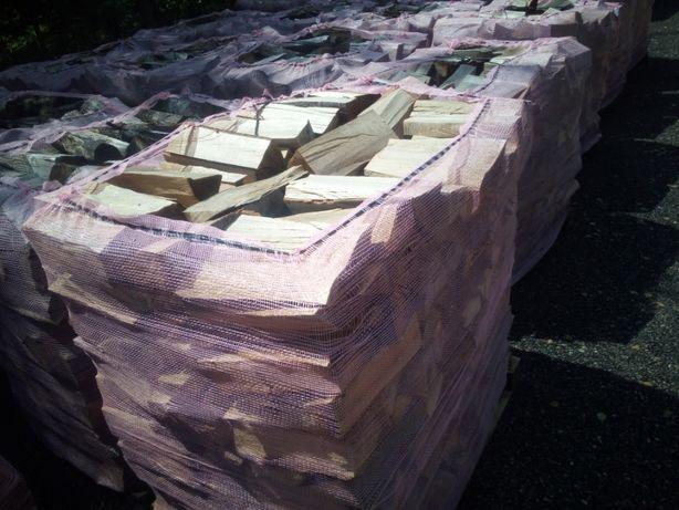 Drewno opałowe, kominkowe - transport gratis