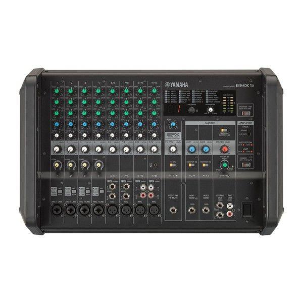 Yamaha EMX5 powermikser 2x630W/4Ohm gwarancja Oświęcim - image 1