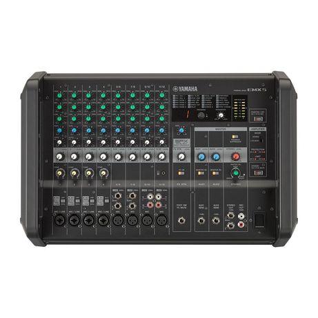 Yamaha EMX5 powermikser 2x630W/4Ohm , torba , kable proel
