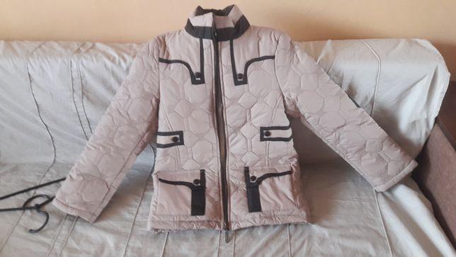 Дитяча осіння курточка на рістр 140 см