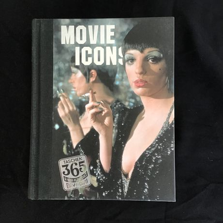 Movie Icons - Taschen 365 - A Year in Pictures Day By Day