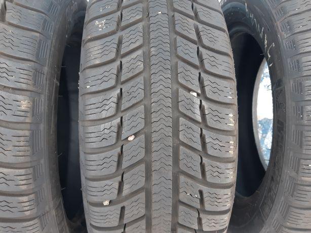 Goauto комплект шин Michelin 185 60 r14 7mm 8 год в идеальном состояни