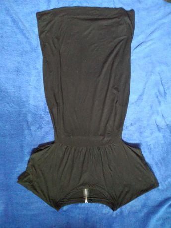 Sukienka ciążowa czarna H&M Mama r.M, 38