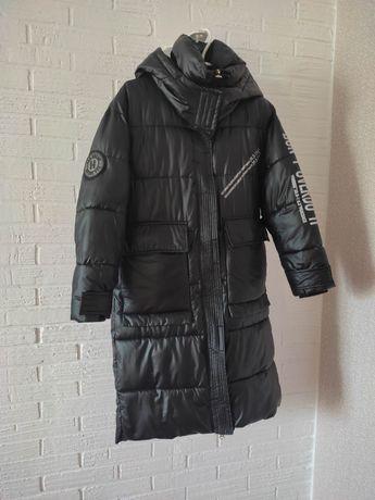 Стильна куртка пальто розмір 44 46,Л М