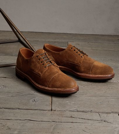 Туфли броги, Brunello Cucinelli.