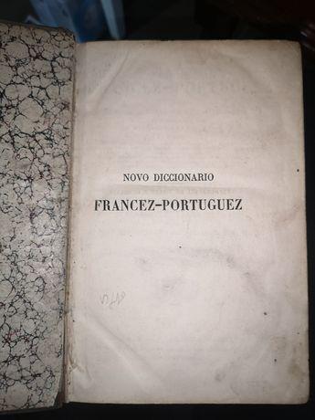 Dicionário de 1879 (Francês - Português)