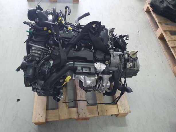 Motor Peugeot 1.6 HDI 2010 de 75cv, ref 9HW