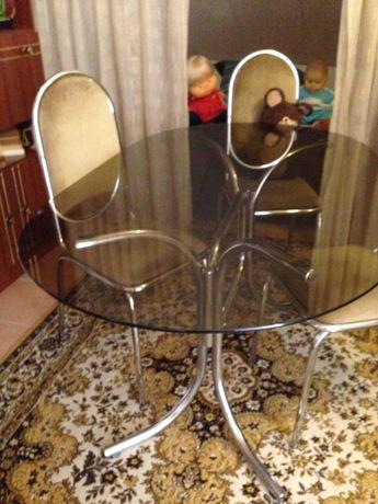 Conjunto Mesa + 6 cadeiras