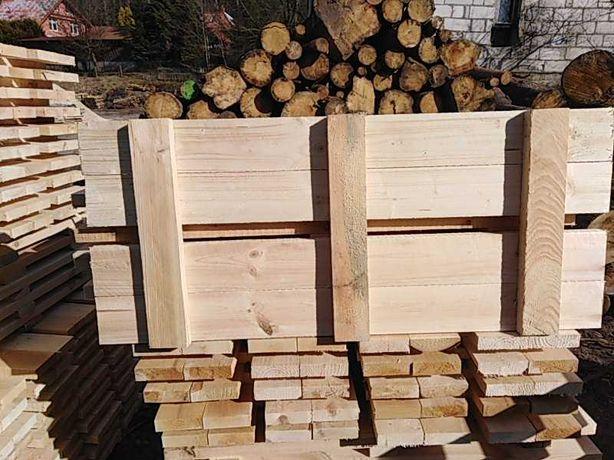 Blaty podesty drewniane na rusztowanie choinkowe klinowe