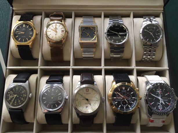 Zegarki kolekcja zamiana