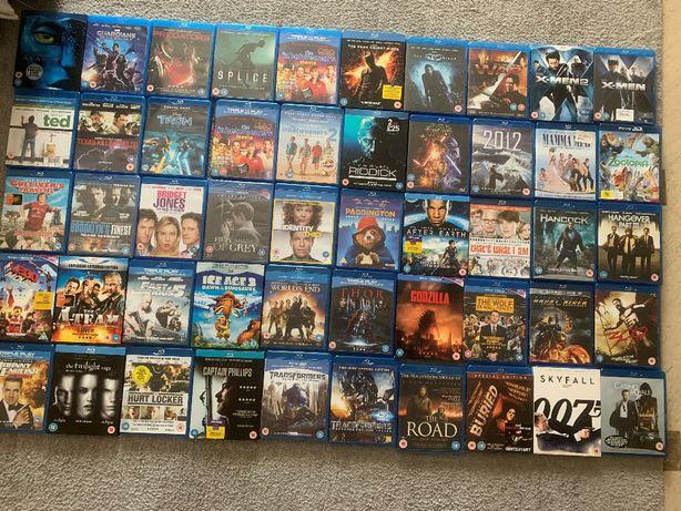 Lote de Blu-rays 50