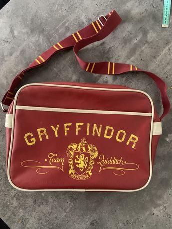 Сумка портфель мессенджер через плече унісекс Harry Potter