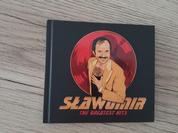 """Płyta Sławomira """"The Greatest Hits"""""""