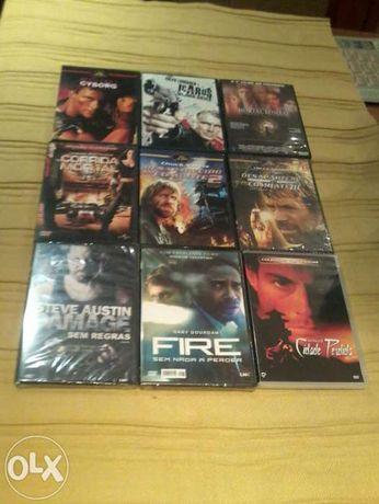 Filmes Acção - DVD - Diversos