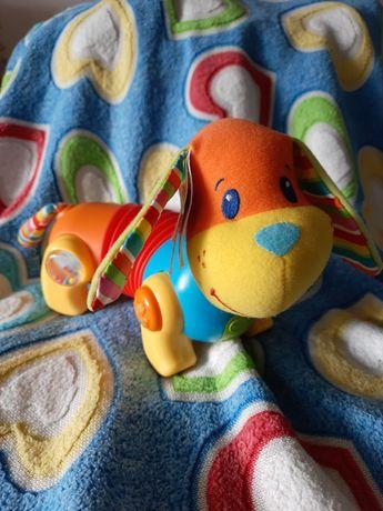 Інтерактивна іграшка - музична собачка щеня Фред Tiny Love