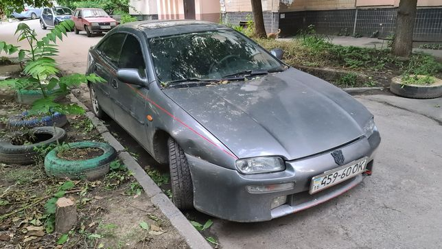 Mazda 323f 1500см3 1994