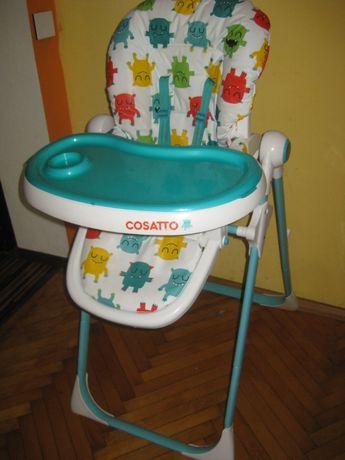 Krzesełko do karmienia Cosatto monsters