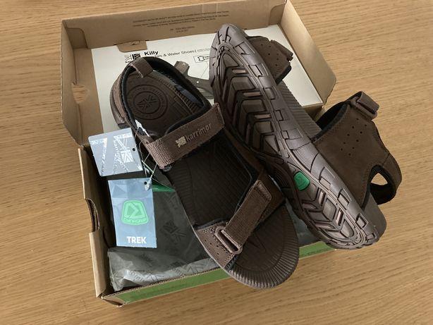 Sandálias caminhada resistentes a água
