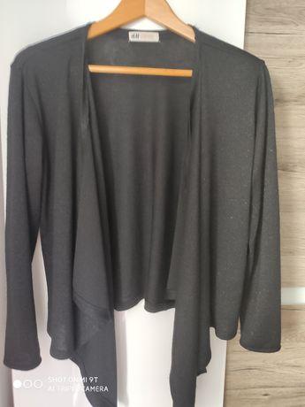 Kardigan H&M, sweter bez zapięcia