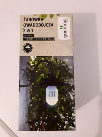 Żarówka owadobójcza nowa E27