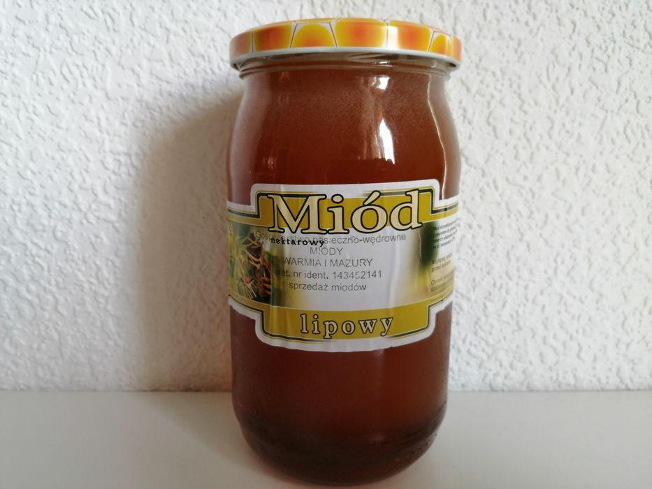 Miod Lipowy 1,2 KG Bielawa - image 1