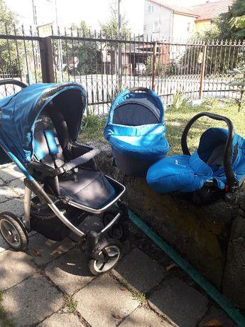 wózek dziecięcy 3w1 Baby Design
