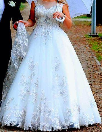 WYPRANA Natali suknia ślubna