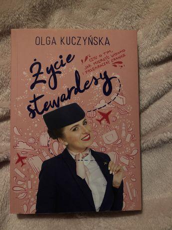 Życie stewardesy Olga Kuczyńska