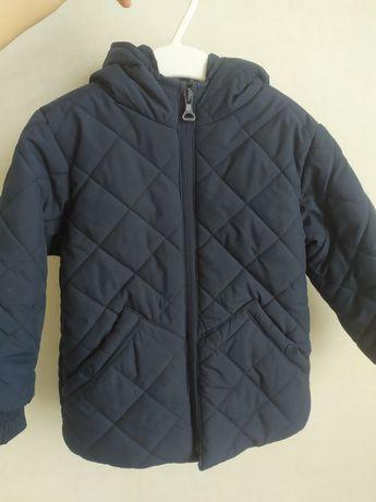 Осенняя курточка zara 98