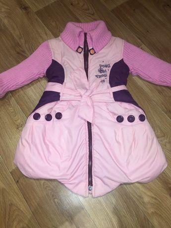 Пальто/ куртка для девочки