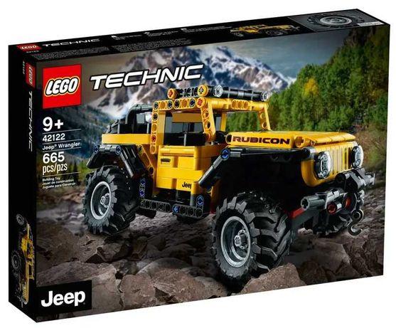 LEGO 42122TechnicJeep® Wrangler