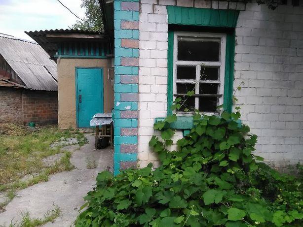 продам частину житлового будинку (3/10ч), в с.Геронимівка