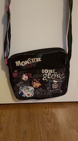 torba monster high dla dzieci