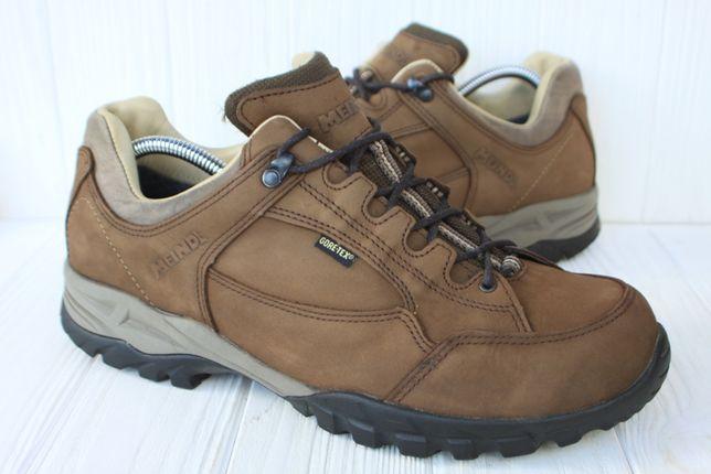 Ботинки Meindl Gore-tex Германия 44,5р кроссовки непромокаемые