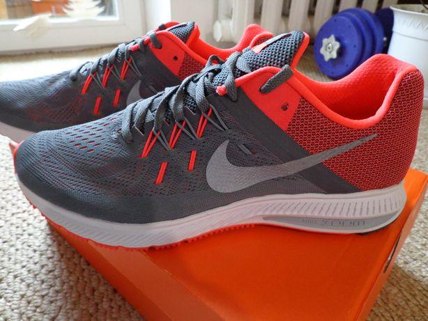 Новые беговые кроссовки Nike Zoom Winflo 2 найк