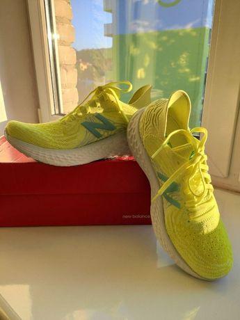 Нові кросівки для бігу New Balance Fresh Foam 1080v10. Розмір - 24.5см