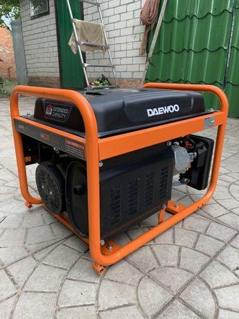 Бензиновый генератор Daewoo GDA3500 3.2 квт