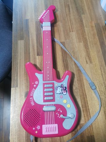 Gitara Smoby Hello Kitty